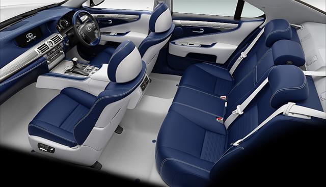 Lexus LS L-Select Escape Journey