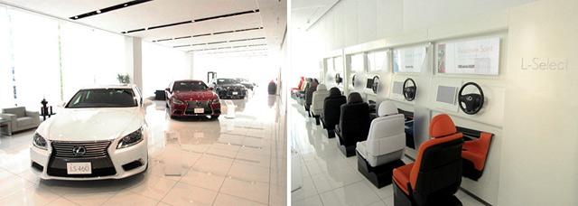 Lexus LS L-Select Program