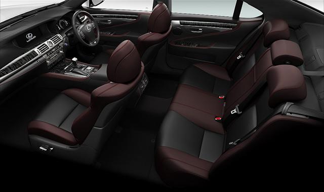 Lexus LS L-Select Wild Beauty
