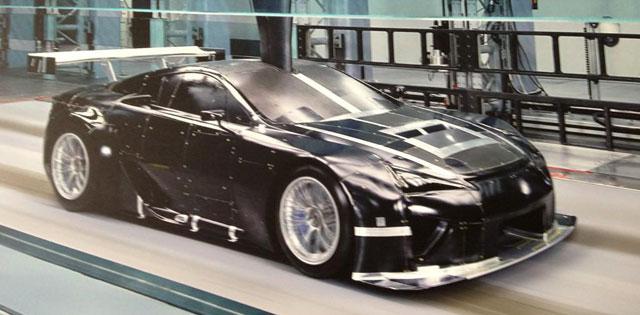 Lexus LFA GTE Prototype