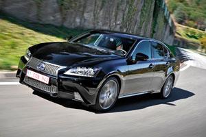 2013 Lexus GS 450h F SPORT