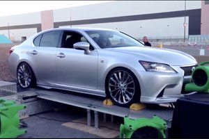 Lexus Supercharged GS