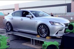 Lexus Supercharged GS