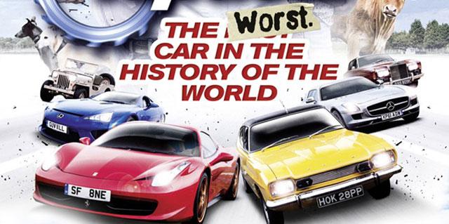 Lexus LFA in the Worst Car History World