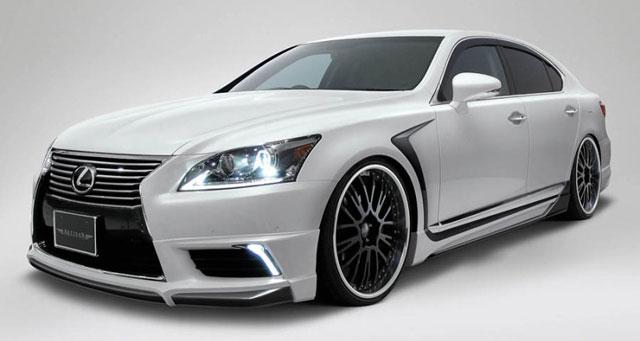Lexus 2013 LS Artisan Spirits 2