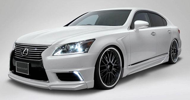 2013 Lexus LS Artisan Spirits