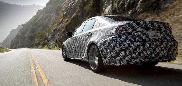 Next-Generation Lexus IS