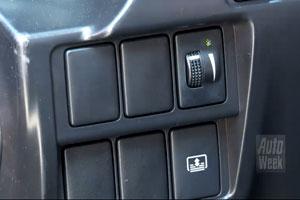 Lexus IS Sound Generator