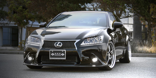 Lexus GS by Skipper Design