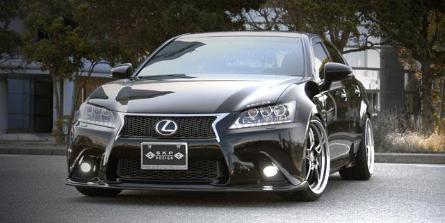 Lexus GS by Skipper Design