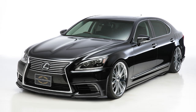 Lexus LS Wald Executive Line Front