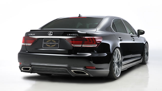 Lexus LS Wald Executive Line Rear