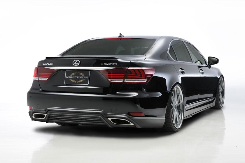 New Lexus LS Kit by Wald International   Lexus Enthusiast