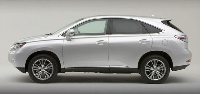 Lexus RX 450h 2010