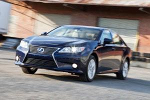 Lexus ES 300h Edmunds