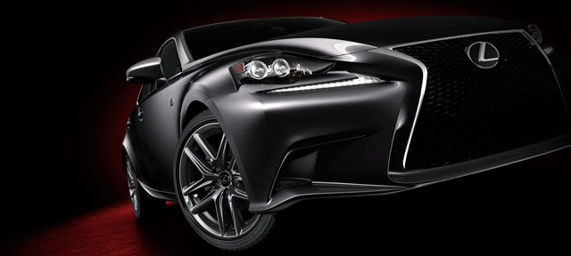 2014 Lexus IS Closer Look