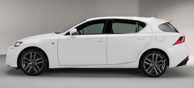 2014 Lexus IS Wagon