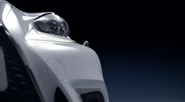 2014 Lexus IS Headlight washer