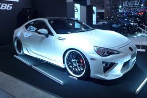Toms Auto Sales >> Japanese Tuner Combines Lexus LFA & Toyota GT-86 | Lexus ...