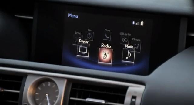 Update Lexus Multimedia System