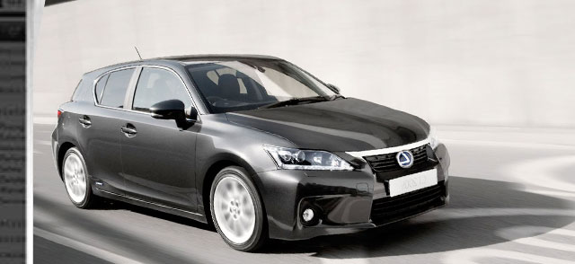 Lexus CT 200h Source Image