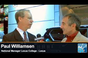 Lexus Paul Williamsen