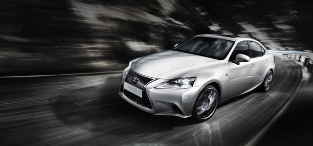 Next-Generation Lexus IS F