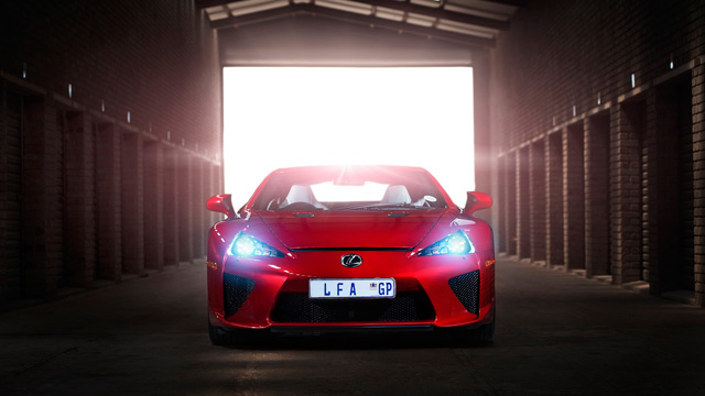 Lexus LFA by Oliver's Photos