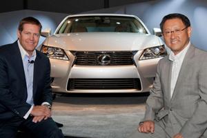 Lexus Akio Toyota & Mark Templin