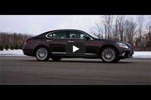 Lexus LS Consumer Reports