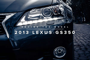 Gear Patrol Lexus GS 350 AWD