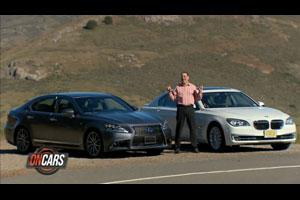 Lexus LS 460 F SPORT vs. BMW 750Li