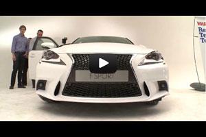 Lexus IS What Car? Reader Test