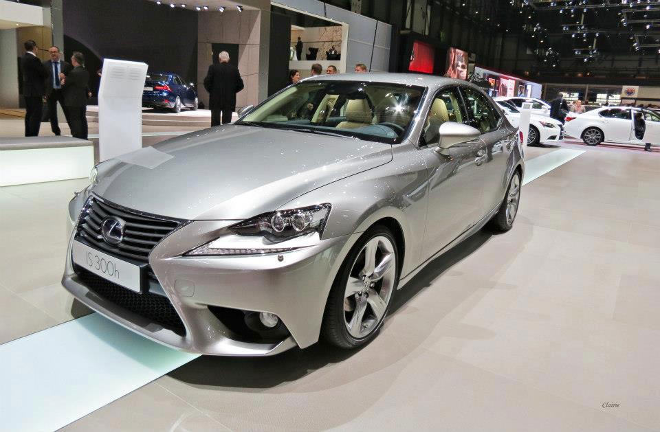 New Lexus Rx >> Lexus IS 300h in Titanium Metallic | Lexus Enthusiast