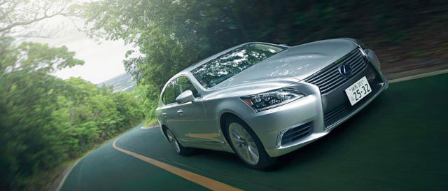 Lexus International LS Photos