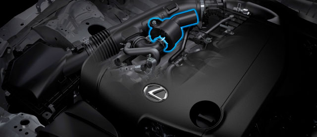 Lexus IS Intake Sound Generator
