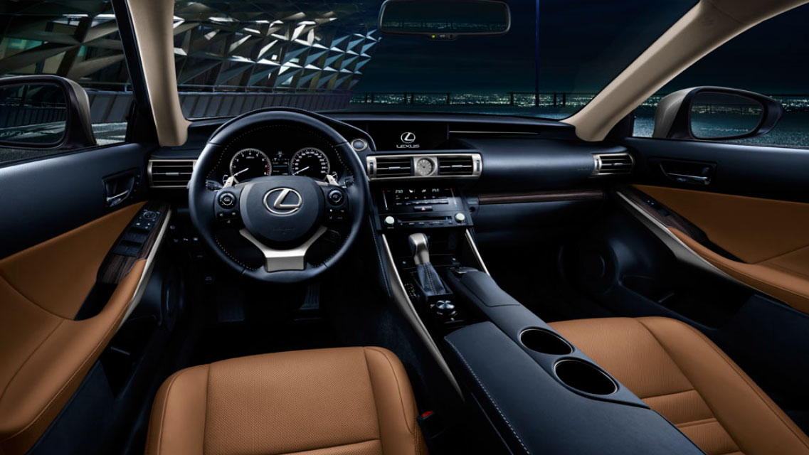 2014 Lexus Is Preview on gravity interior design