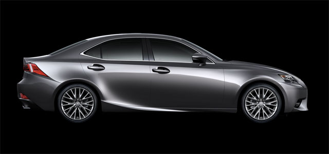 Lexus IS Third Gen Profile