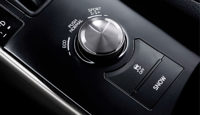 Lexus IS F SPORT Drive Mode Select