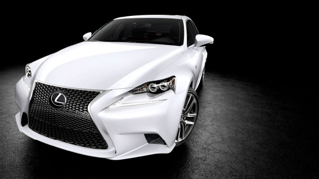 Lexus IS F SPORT