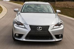 Lexus IS Autoweek
