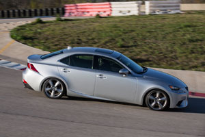 Lexus IS Motor Trend