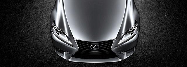 Lexus IS Brian Bolain