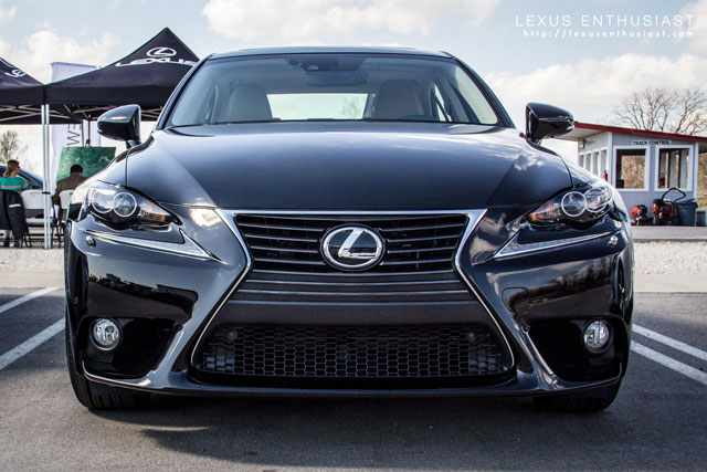 Lexus IS Standard Grille