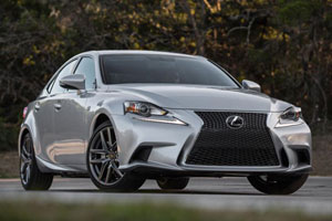 Lexus IS National Post