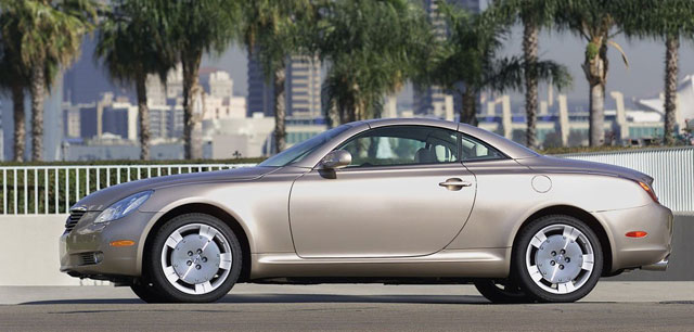 Updated Safety Recall Announced for 2002-2003 Lexus SC 430 | Lexus ...
