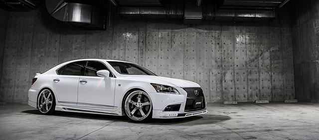 Lexus LS F SPORT Rowen by Tommy Kaira