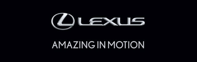 Lexus Amazing in Motion