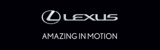 Lexus Amazing in Motion