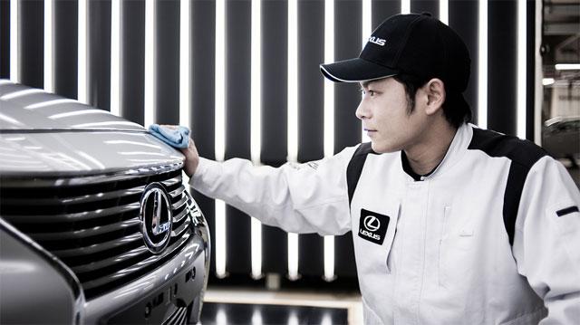Lexus Manufacturing